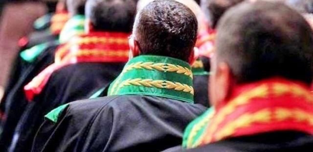 Akyazı'da Görevde yükselen hakim ve savcıların listesi