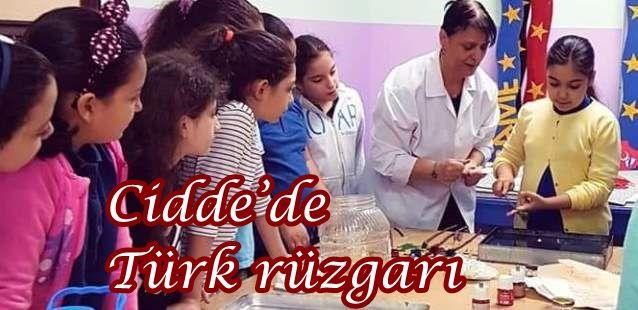 Cidde'de Türk rüzgarı