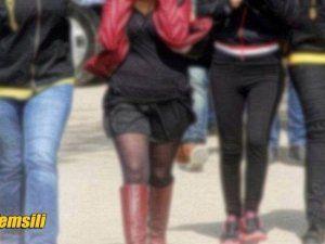 Serdivan'da fuhuş baskını! 10 kişi yakalandı