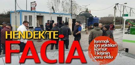 Facia; 1 mülteci öldü 3'ü hastaneye kaldırıldı