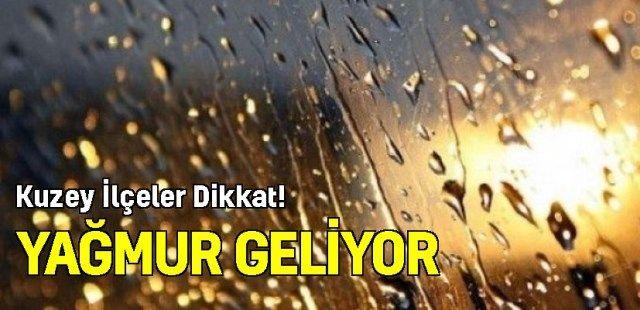 Meteorolojiden Sakarya için yağış uyarısı