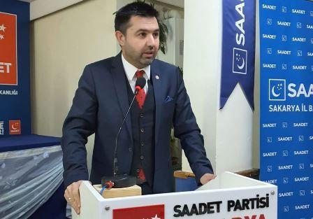 Ak Parti'yle adı anılan Başkan Övün SP'lilere konuştu