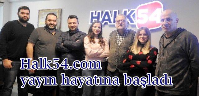 Halk54.com yayın hayatına başladı