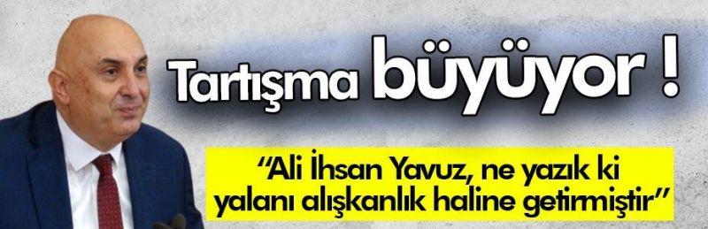 "Özkoç,'tan Yavuz'a ""istifa et"" çağrısı"