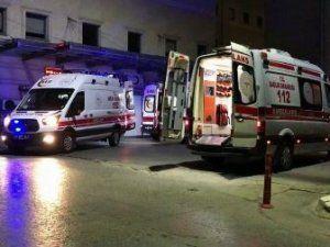 Karaköy'de silah sesleri! 3 yaralı