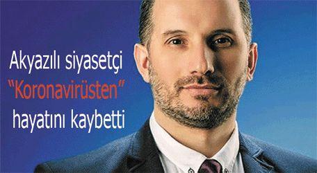 Saadet Partisinden acı paylaşım.. Mahalle başkanımız Covid-19'dan vefat etti