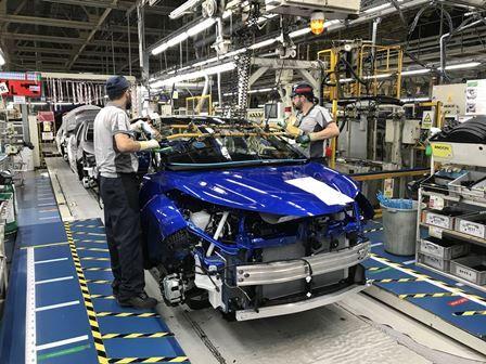 Toyota fabrikası da ara kararını 27 Nisan'a uzattı