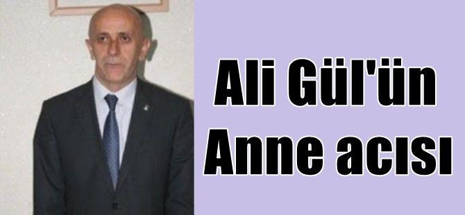 Alim Gül'ün Anne acısı