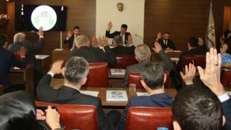 Belediye meclisi 7 Temmuz'da toplanıyor