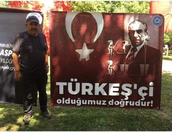 Ülkücü camiayı üzen ölüm:Nazım Kırdemir kalbine yenildi