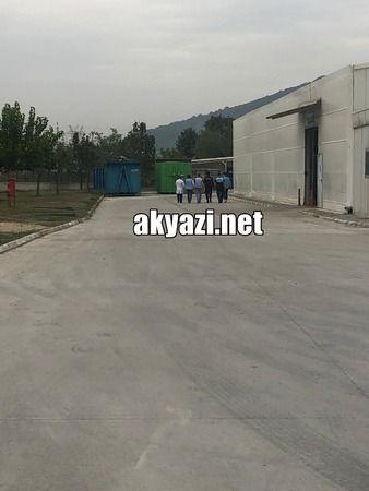 Yazaki Fabrikasında çekilen bu fotoğrafın ayrıntısı geldi!