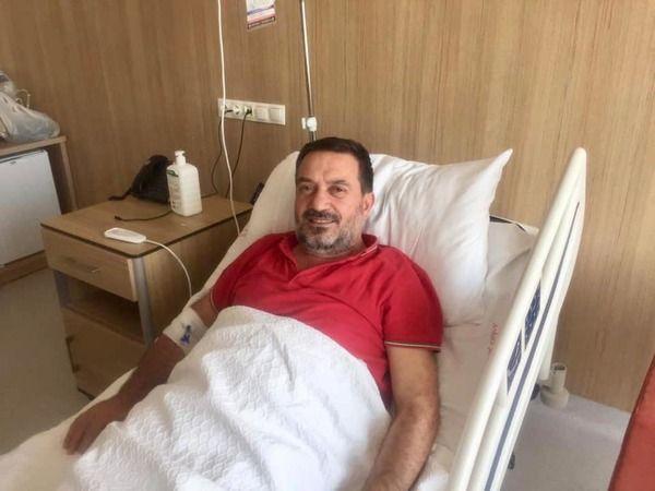Akyazı Belediye Meclis üyesi Abdurrahim Atmaca, kalp krizi geçirdi.