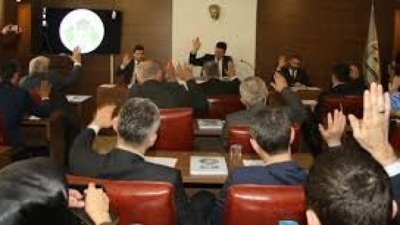 Belediye meclisi 3 Kasımda toplanacak