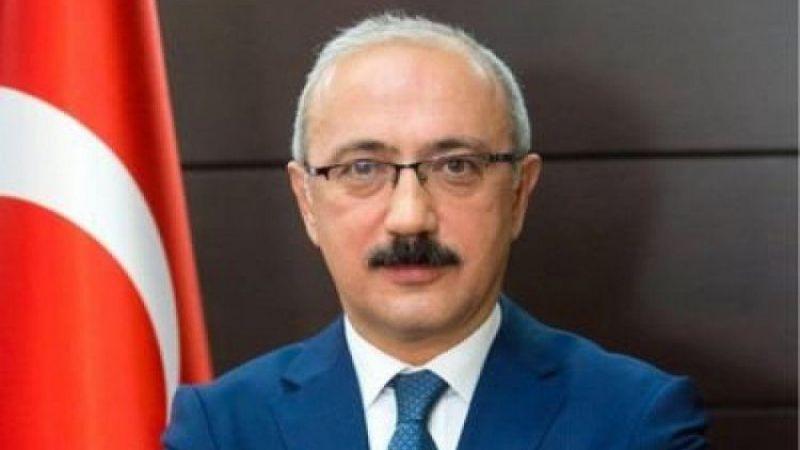 Yeni Maliye Bakanı Lütfü Elvan oldu