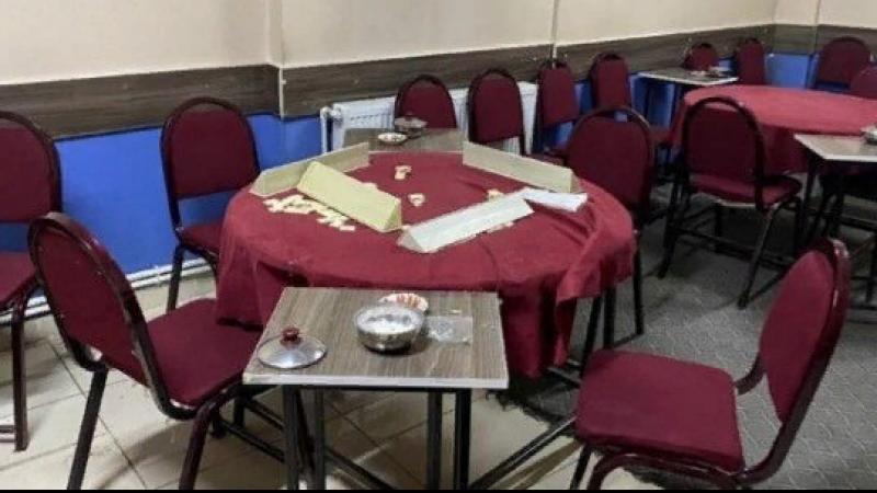 Kıraathaneler ve kahvehaneler kapatıldı mı?