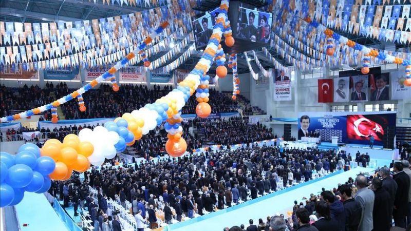 AK Parti Sakarya İl kongresi ertelendi