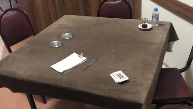 Kahvehanede sohbet edip çay içen 14 kişiye ceza yağdı!