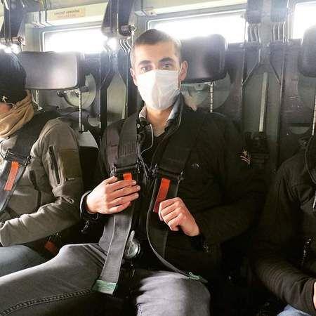 Karapürçel'li Asker Mayın patlaması sonucu yaralandı