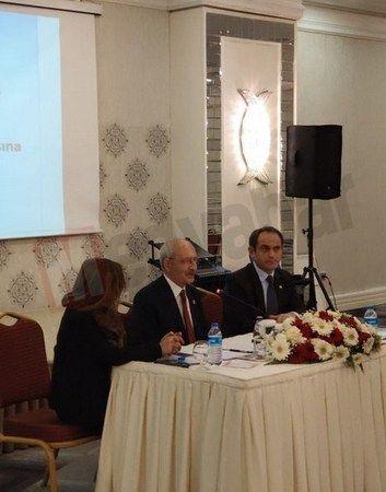 Kemal Kılıçdaroğlu'nun basına kapalı olan toplantısında neler konuşuldu?