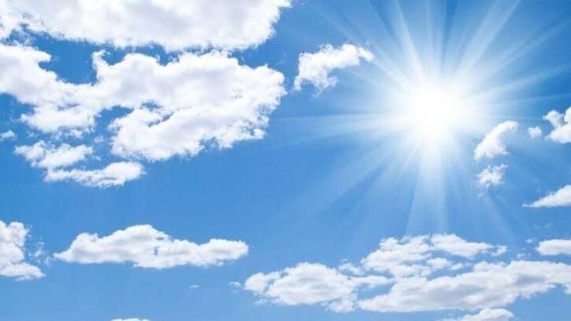 Geçen haftaya göre hava 30 derece ısınacak!