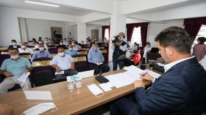 Belediye meclisi 5 gündem maddesiyle toplanacak