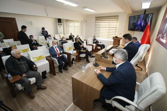 Başkan Soykan 2 yılı kalem kalem anlattı