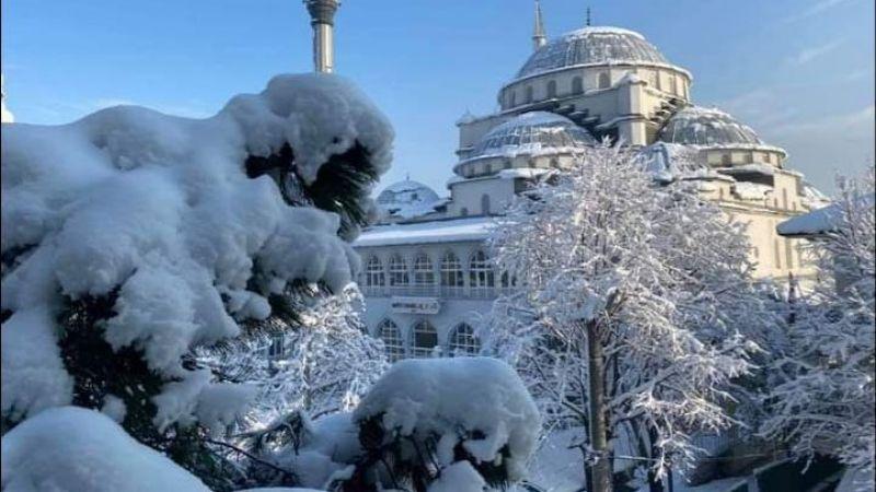 Meteoroloji'den kar alarmı Pazartesi Salı günü..