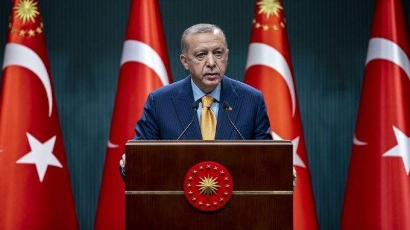 Erdoğan 'Mart'ta kademeli normalleşme başlıyor