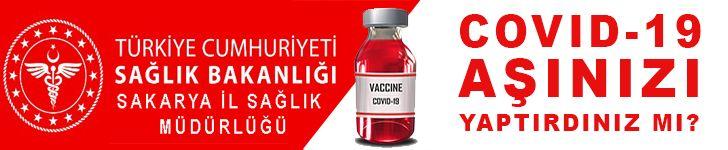 COVID-19 Aşınızı vurdurdunuz mu