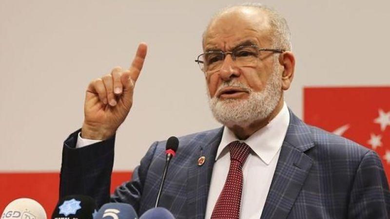 Saadet Partisi il kongresi 8 Nisan'da. Karamollaoğlu'da katılacak