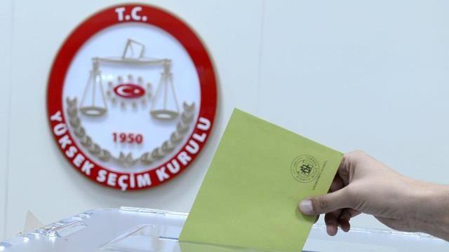 Küçücek ve Erdoğdu'da  6 Haziran'da seçim var