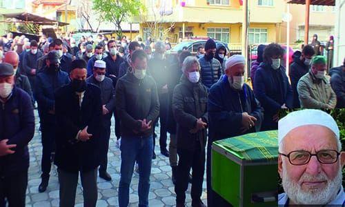 Hacı Cemal Dinç dualarla toprağa verildi.