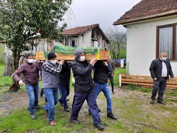 Cengiz Arsoy toprağa verildi