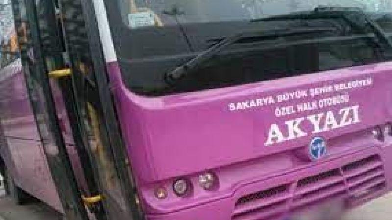 Akyazı Adapazarı Otobüslerine tam kapanma ayarı