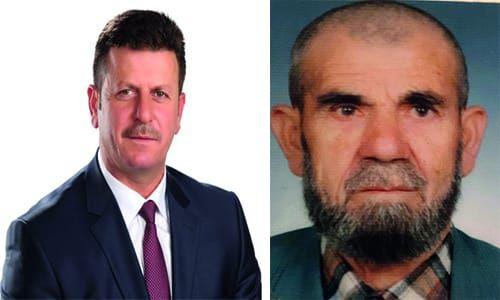 Başkan Bilal Soykan'ın baba acısı