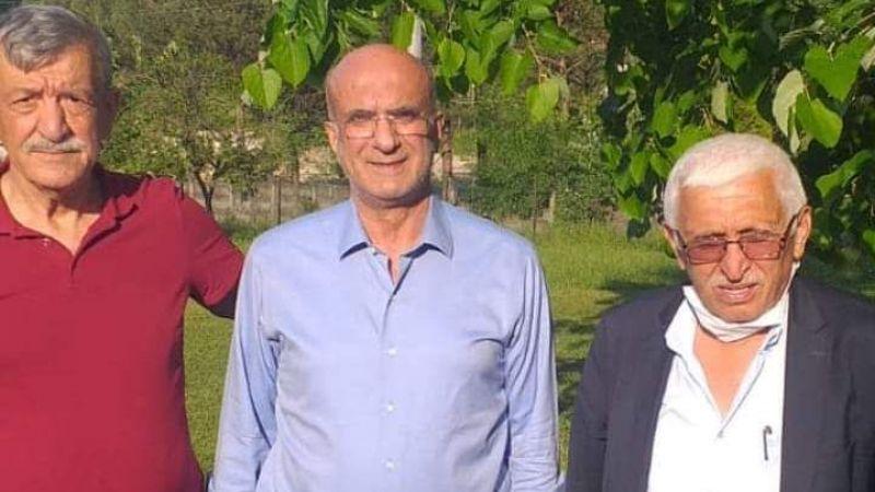 CHP'li Vekil Bingöl Akyazı'da dostlarıyla bayramlaştı