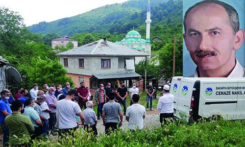 İki kardeşini koronadan kaybetmişti… Ali Kumaş toprağa verildi