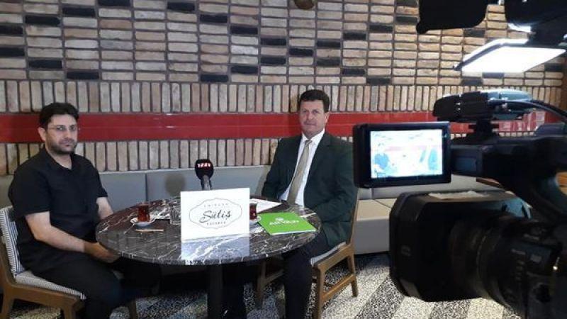 Başkan Soykan bu akşam saat 21.00'de TV264'te