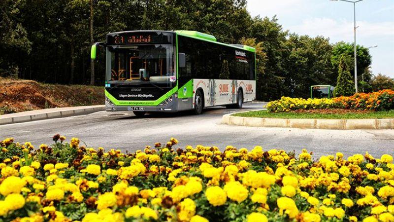 Büyükşehir'den YKS'ye ücretsiz ulaşım