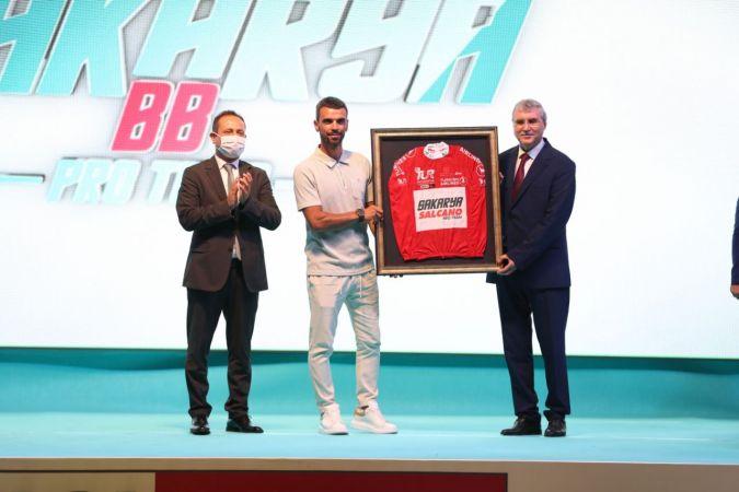 """Bisiklet sporunun kalbi 2021'de Sakarya'da atacak"""