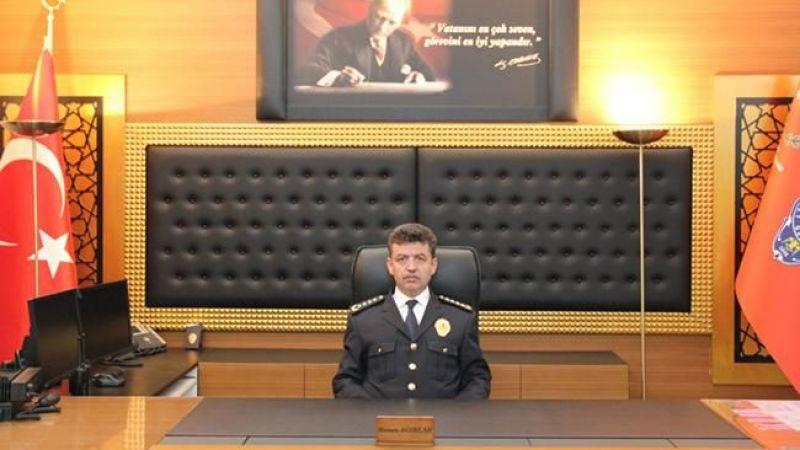 Eskişehir'in yeni emniyet müdürü Akyazı'lı Yaman Ağırlar oldu