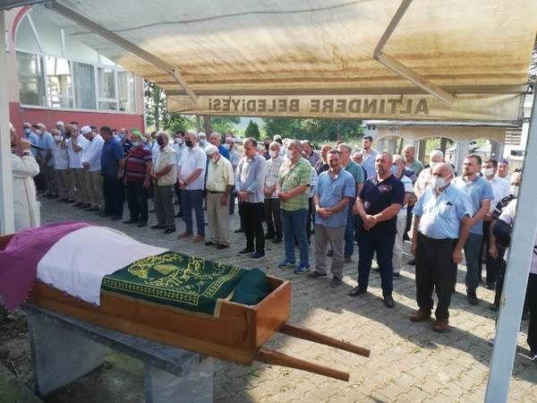 Hacı Ayşe Sarıhan Son yolculuğuna uğurlandı