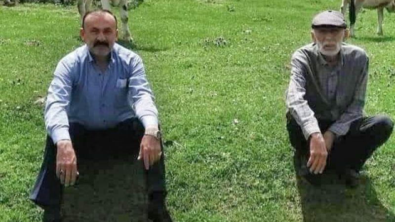 Muhtar Osman Boğazn'ın baba acısı
