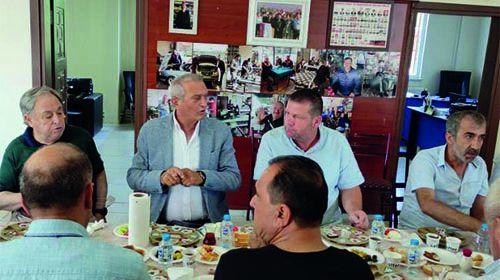 Esnaf odalarından Covit-19 istişare toplantısı