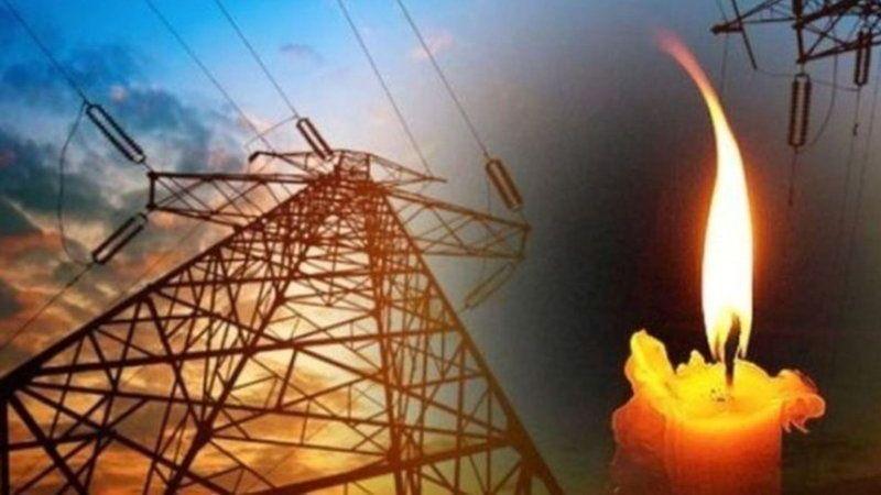 Bu Mahallelerde Elektrik kesintisi var