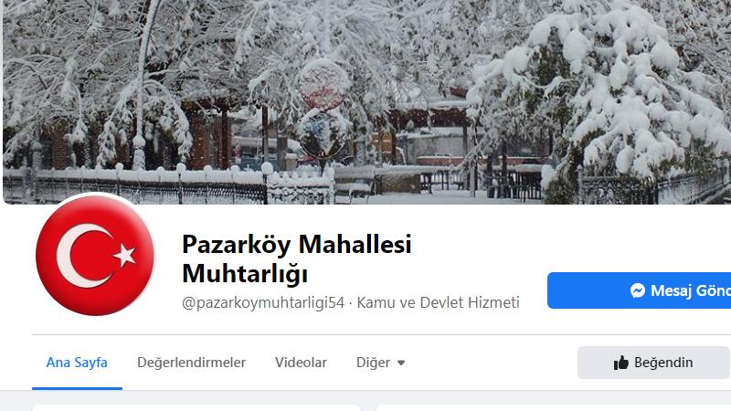 Dikkat Pazarköy Akyazı yolu kapalı