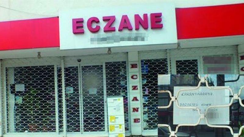 Akyazı'da Eczane karantina altına alındı