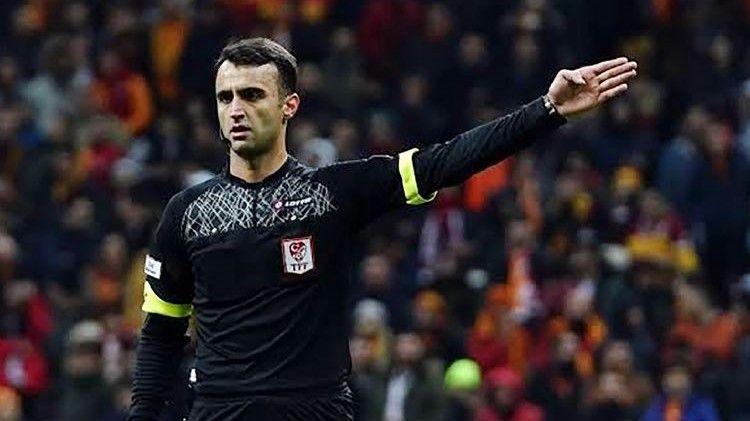 Karaoğlan Malatya Trabzon maçında düdük çalacak