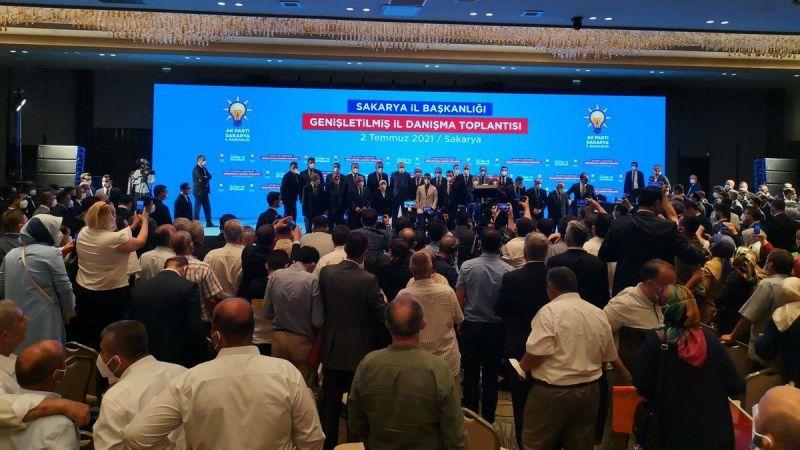 Ak Parti'nin Sakarya'daki o etkinlikleri de ertelendi!