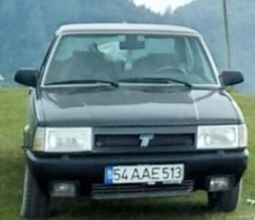 Polis o Otomobili buldu:Kaza yapınca yakalandılar
